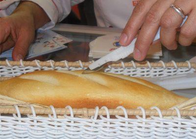 pestana do pão