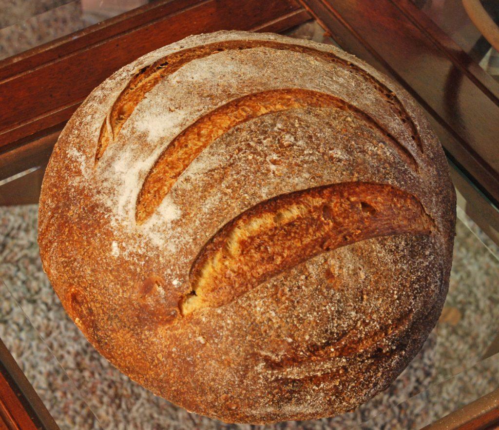 lindo pão italiano