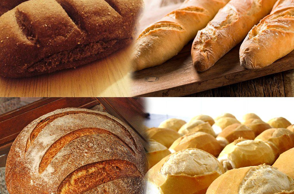 Conheça 5 tipos de pães mais comercializado no mundo