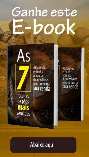 E-book receita do 7 pães mais vendidos
