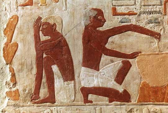 historia pao egypcios