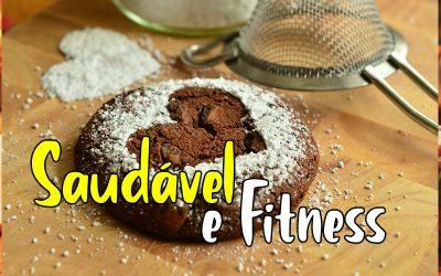 Receita Brownie sem glúten para uma Dieta fitness